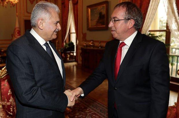 TBMM Başkanı Yıldırım, 4 ülkenin büyükelçilerini kabul etti