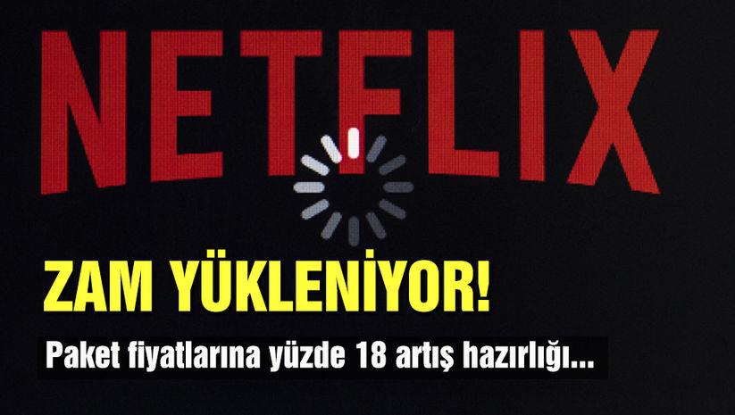 Netflix paketlerine zam geliyor!
