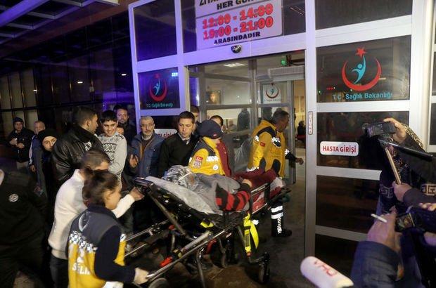 Jeneratörden sızan gaz 7 kişiyi zehirledi