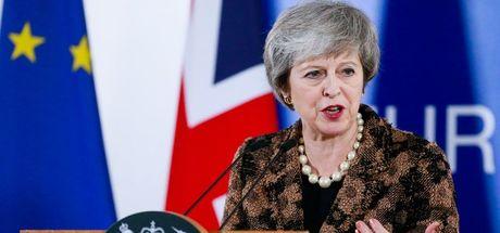 Güven oyu alan May'dan Brexit için birlik çağrısı