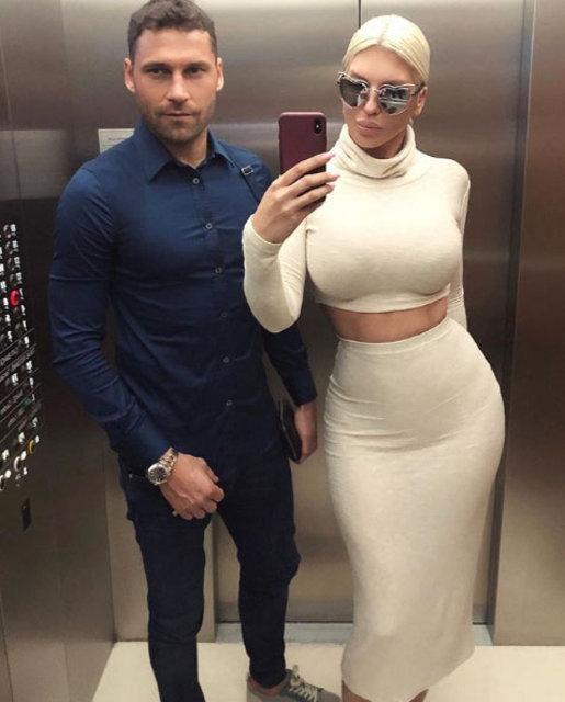 Jelena Karleusa'nın çıplak fotoğrafları ortaya çıktı - Magazin haberleri
