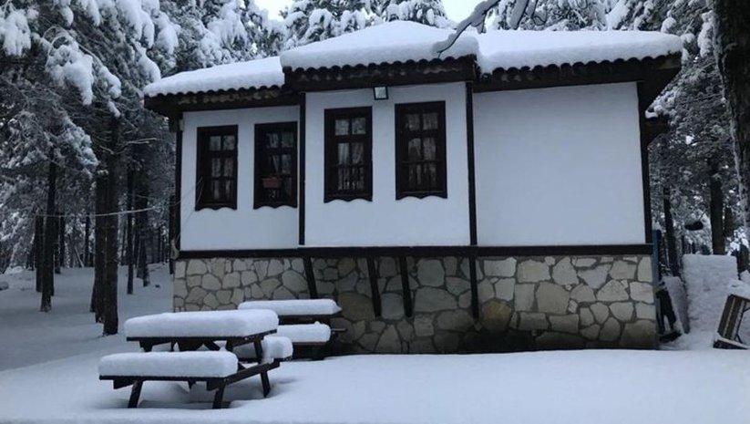 Karabük'te 4 ilçede kar tatili!