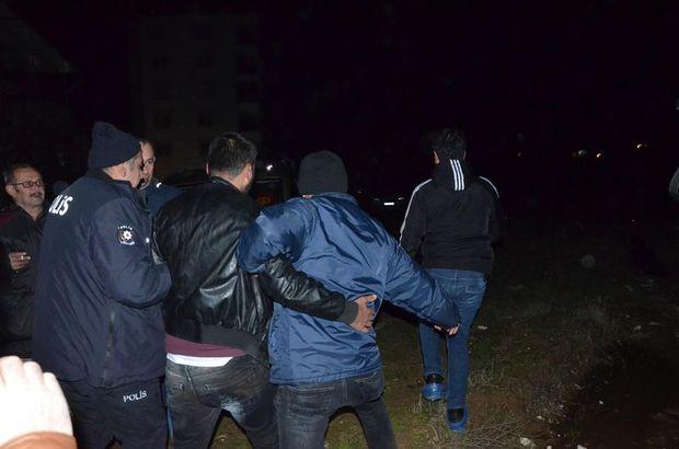 İntihara teşebbüs eden şahsı polis vazgeçirdi