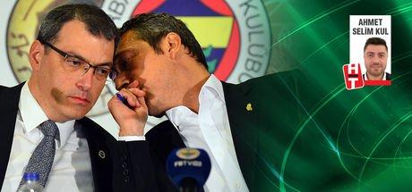 Ali Koç: Transferi bitirin!