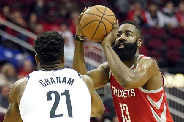 Harden, Nets'i tek başına yenemedi