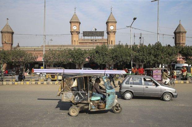 Pakistan'ın en zengin kenti: Lahor