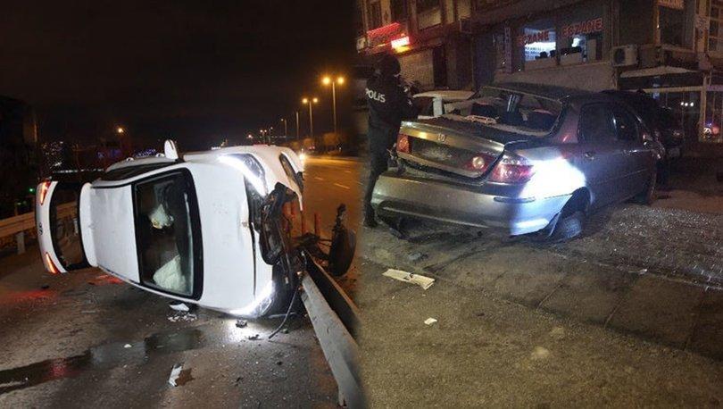 başkent'te trafik kazaları