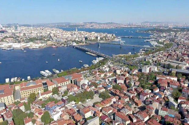 İstanbul'un yeşil haritası