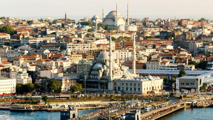 İstanbul'un 7 tepesi nerede