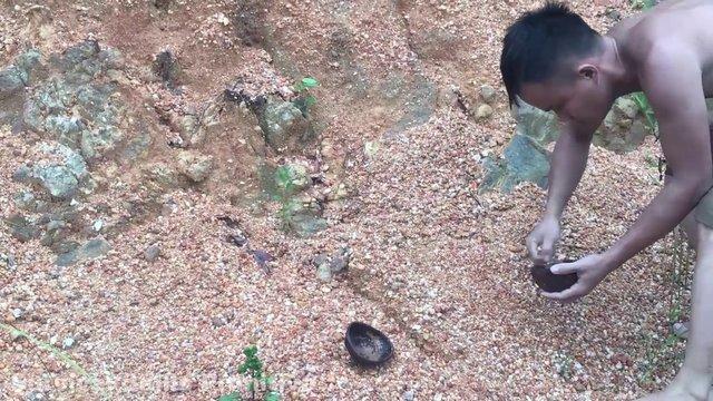 Doğadaki malzemeleri kullanarak kirli suyu tertemiz yaptı!