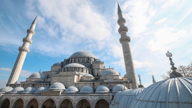 Cuma saati 18 Ocak 2019! (İl il Cuma saati) İstanbul'da Cuma namazı için öğle ezanı vakti kaçta? İstanbul Cuma saati