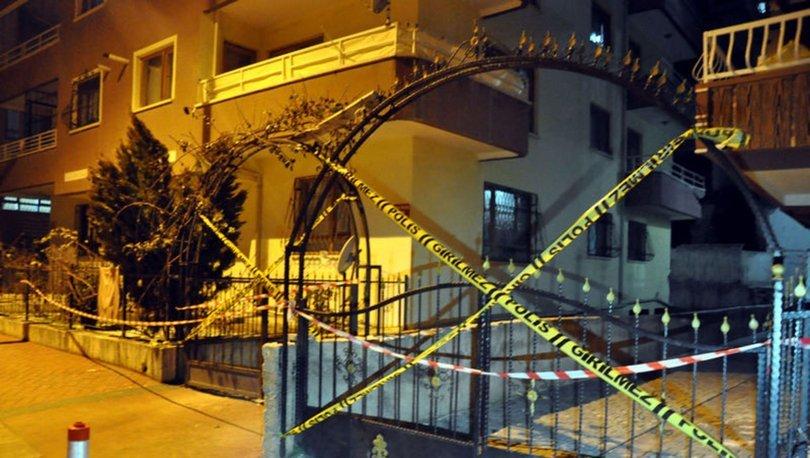 Başkentte toprak kayması 2 apartman tahliye edildi
