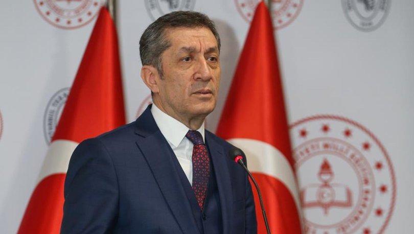 Bakan Ziya Selçuk'tan 'LGS' açıklaması: Önümüzdeki yıl LGS'de adrese dayalı yerleştirme...