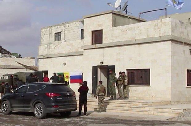 Rus ordusu, Münbiç'in çevresinde bağımsız ve 'ortak' devriyede