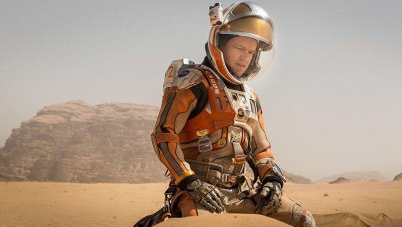 Marslı filmi oyuncuları kimler? Marslı filmi konusu nedir ...