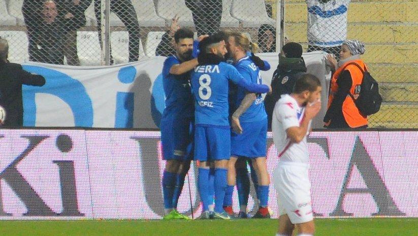 Adana Demirspor, Pote ile güldü