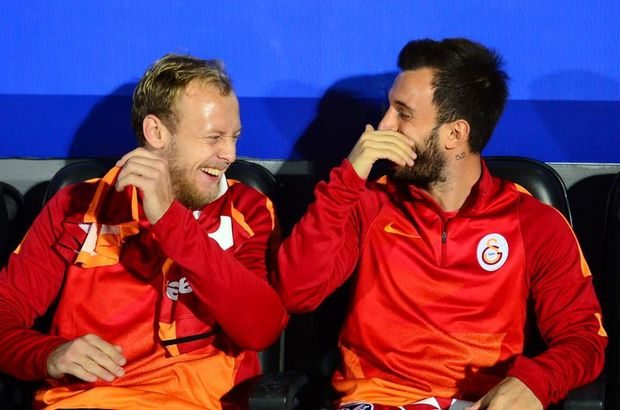 Galatasaray'dan bir sürpriz daha!
