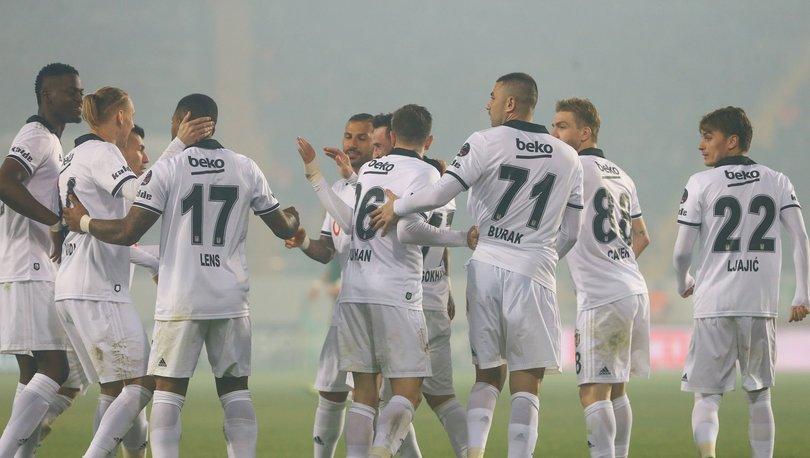 Akhisarspor Beşiktaş