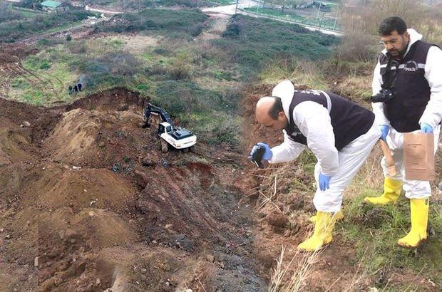 Palu Ailesi soruşturmasına 'mezarcı ekip'