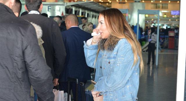 Yasemin - İzzet Özilhan çifti sömestr tatili için yurtdışını tercih etti - Magazin haberleri