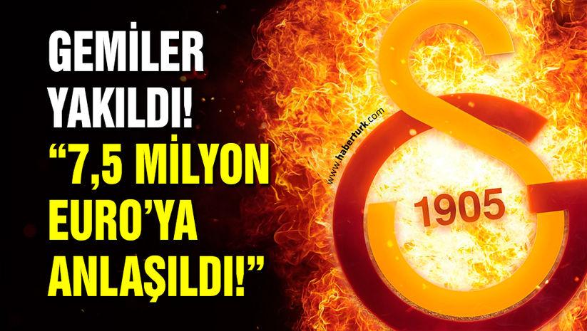 Galatasaray'ın transferini duyurdular!