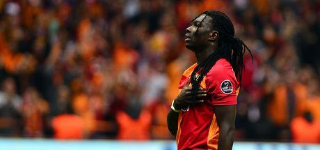 Gomis'ten Galatasaray'a başarı mesajı