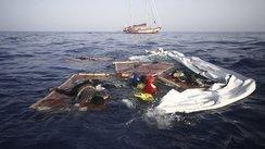 Akdeniz'de göçmen faciası: 117 ölü!