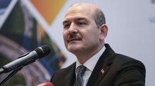 Bakan Soylu: Türkiye en önde geliyor