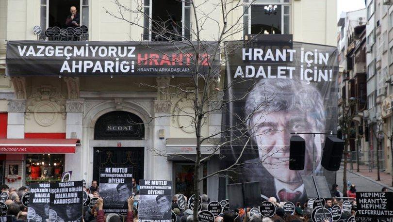 Hrant Dink anma