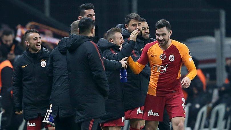 Sinan Gümüş 145 gün sonra gol attı