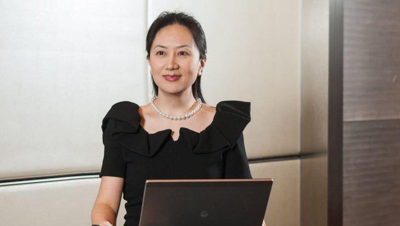 Huawei CFO'su Mıng Vancou