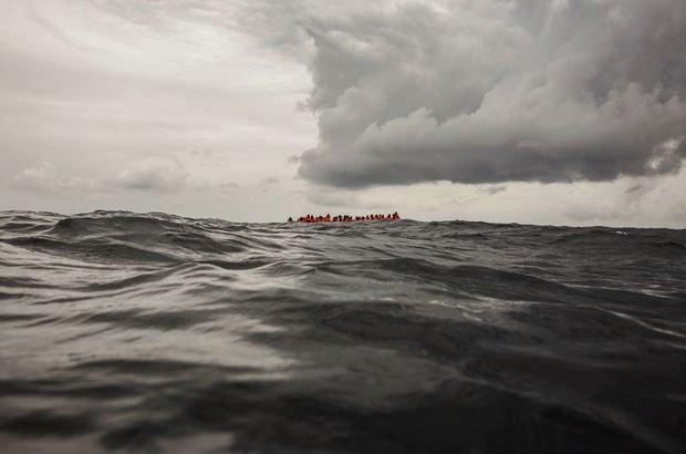 Kalın'dan 117 göçmen açıklaması: Barbarlığın modern yüzü!