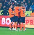 Trabzonspor - Başakşehir maçının canlı anlatımı HTSPOR ARENA