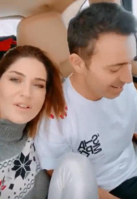 Mustafa Sandal, Melis Sütşurup ile aşkını ilan etti - Magazin haberleri
