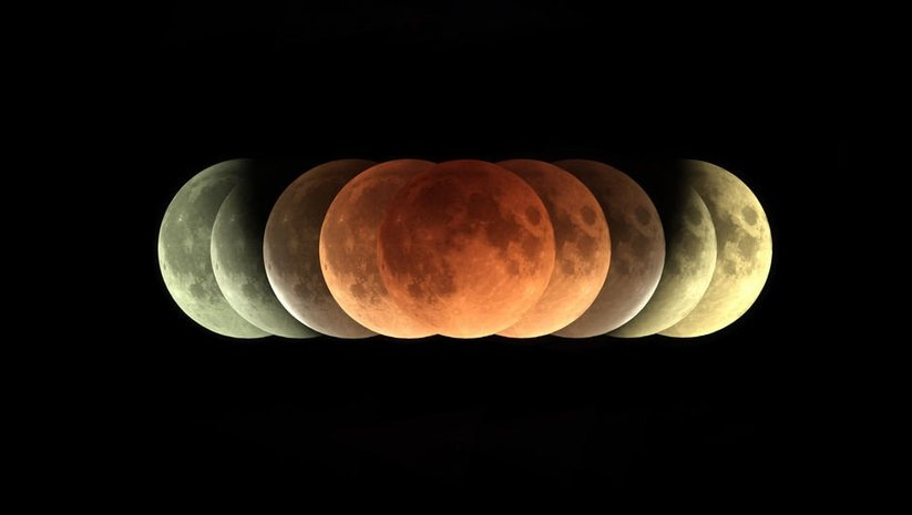 Ay tutulmasının burçlara etkisi!