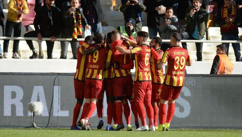 Evkur Yeni Malatyaspor tutulmuyor