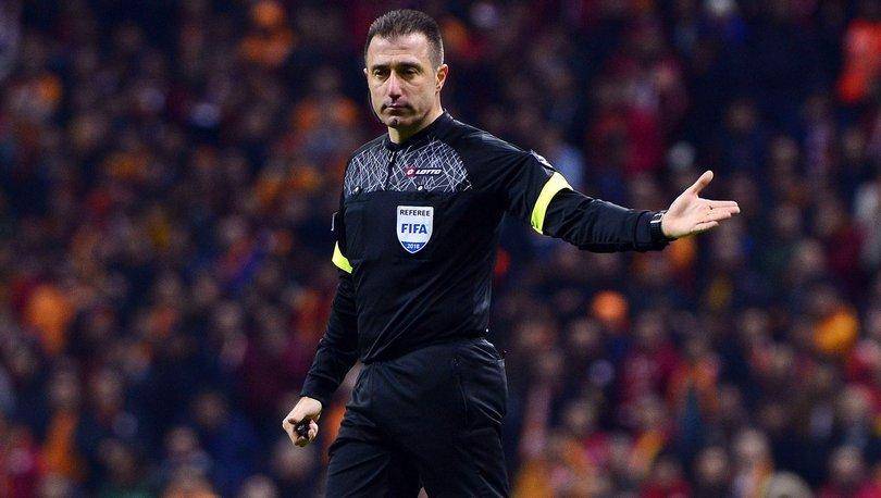 Bursaspor-Fenerbahçe maçının VARı Hüseyin Göçek