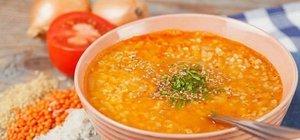 Ezogelin çorbası nasıl yapılır? Lezzetli ezogelin çorbası tarifi