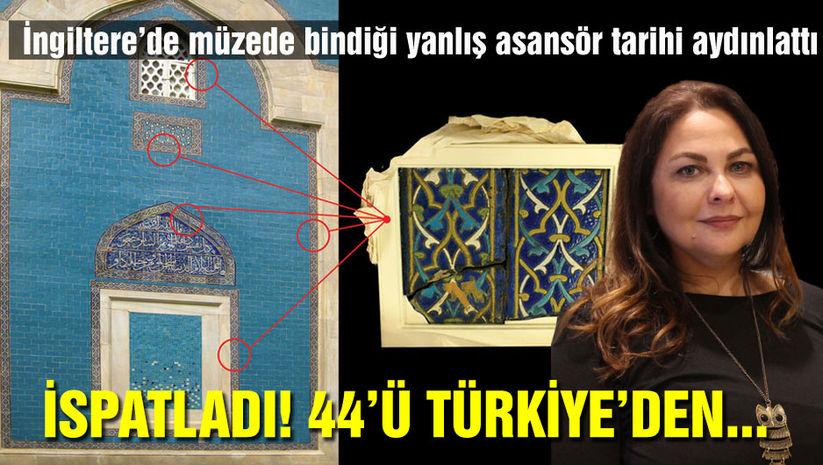 İspatladı! 44'ü Türkiye'den...
