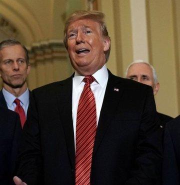 Trump 'Altın Ahududu' adayı
