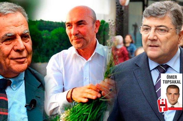 CHP'de İzmir için ibre kimi gösteriyor?