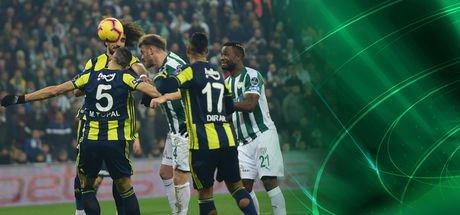Bursa'da ikinci gol!
