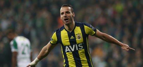 Soldado'dan ayrılık açıklaması: Fenerbahçe bu haldeyken...