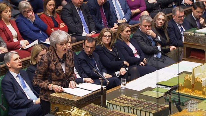 İngiltere Başbakanı Theresa May 'B planını' açıkladı