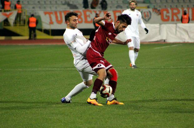 Adanaspor tek golle güldü