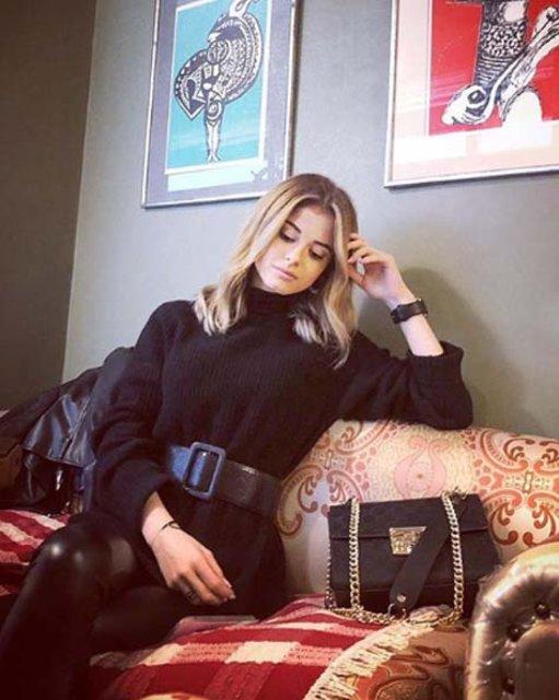 Oyuncu Elif Ceren Balıkçı'nın annesi Gülay Balıkçı hayatını kaybetti! Elif Ceren Balıkçı kimdir? - Magazin haberleri