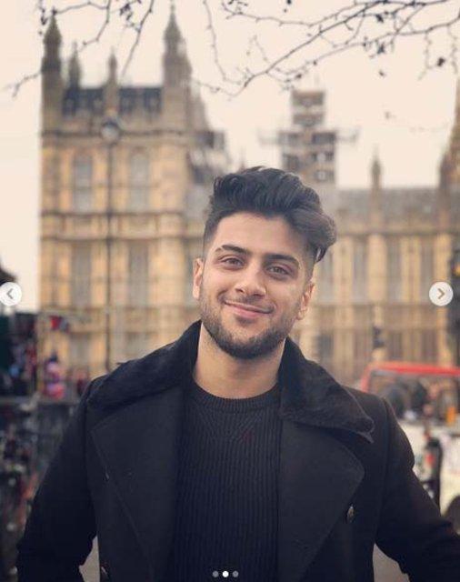 'Reynmen' lakaplı sosyal medya fenomeni Yusuf Aktaş: Evli kadınlar mesaj atmasın - Magazin haberleri