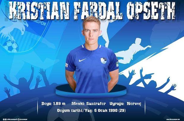 Erzurumspor'dan çifte transfer!