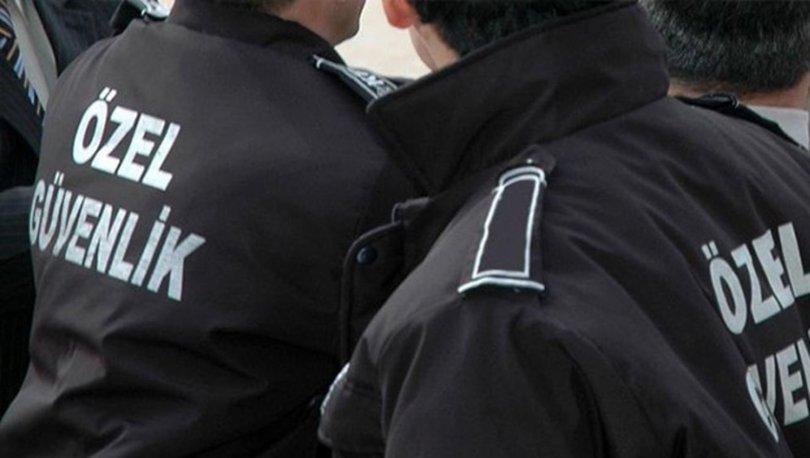 DHMİ Özel güvenlik görevlisi alımı