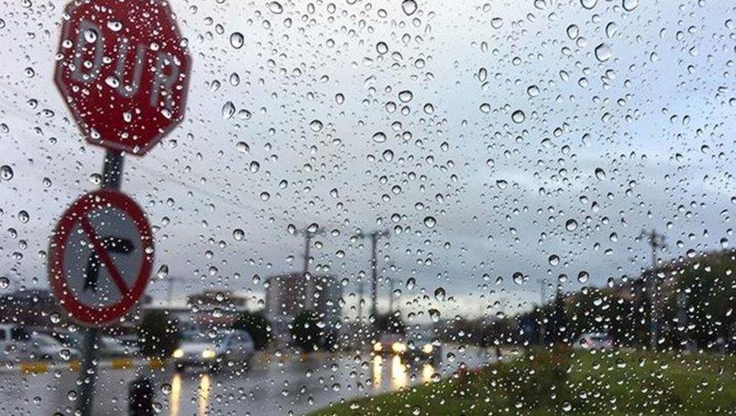 DİKKAT KUVVETLİ GELİYOR! Meteoroloji'den sağanak yağış uyarısı! Hava durumu nasıl olacak?